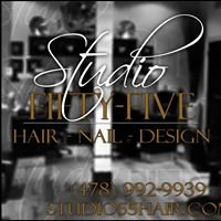 Studio 55 Hair and Nail Design