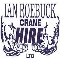 Ian Roebuck Crane Hire