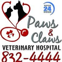 Paws and Claws Veterinary Hospital