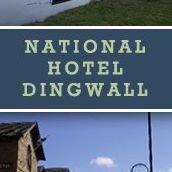 National Hotel Dingwall