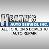 Heath's Auto Service, Inc.