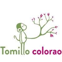 Tomillo Colorao