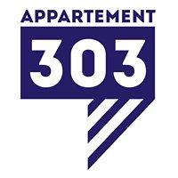 Appartement 303 - Studio de création et de communication