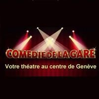 Theatre Comédie De La Gare. Genève