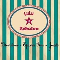 Lulu & Zébulon