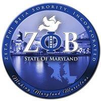 Zeta Phi Beta Sorority, Inc.- State of Maryland