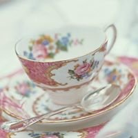 The Vintage China Cup