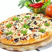 Vege Garden Pizza