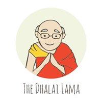 The Dhalai Lama