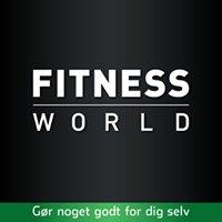 Fitness World - Måløv, stationsvej
