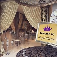 Royal Party Decorations and Rentals