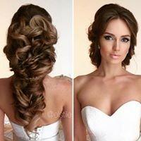 Elstile wedding hairstyles and makeup