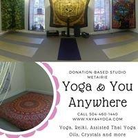 Yoga and You Anywhere, LLC