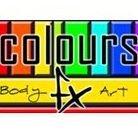 Colours FX bodyart