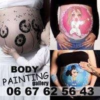 BODY Painting Gallery Stéphanie Bégue