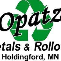 Opatz Metals & Rolloffs