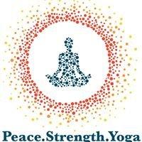 Peace.Strength.Yoga