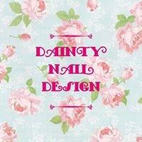 Dainty Nail Design