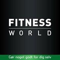 Fitness World - Allerød, Banetorvet