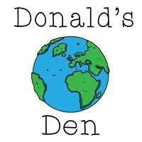 Donald's Den