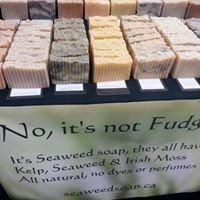 Nancy's Seaweed Soaps