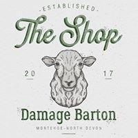 Damage Barton Shop