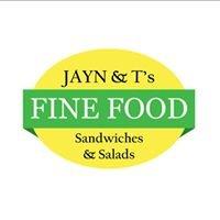 Jayn & T's Fine Food