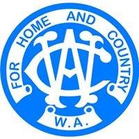 Country Womens Association - Walkaway Branch WA
