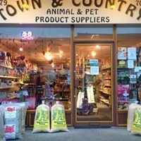 Town and Country Pet Product Supplies