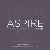 Aspire Lounge, Luton Airport