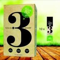 Healthy Green Tea in 3