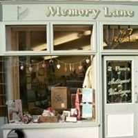 Memory Lane Antiques and Vintage
