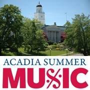 Acadia Summer Music Academies