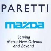 Paretti Mazda New Orleans