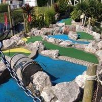 Funder Island Adventure Golf, Woolacombe