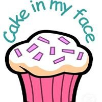 Cake in my face