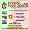 Mario's Food Centre