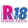 Werkstatt R18 - Fahrradservice : Die etwas andere Fahrradwerkstatt