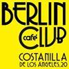 THE CLUB Café Berlín Madrid