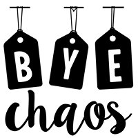 Bye Chaos Professional Home Organiser