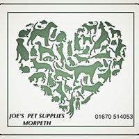 Joe's Pet Supplies