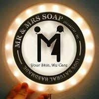Mr & Mrs Soap