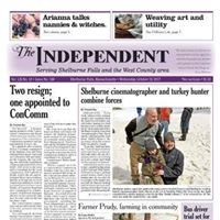 Shelburne Falls & West County Independent