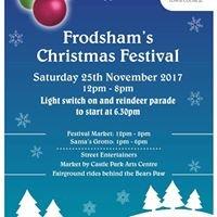 Christmas in Frodsham