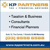 KP Partners - Tax + Financial Advisers