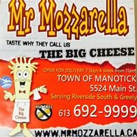 Mr Mozzarella - Manotick