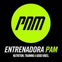 Entrenadora Pam