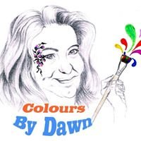 Colours By Dawn -Dawns Mobile Face Painter & Glitter Tattoo