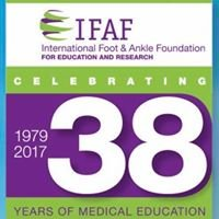 International Foot & Ankle Foundation for Education and Research