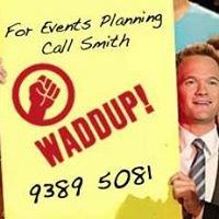 Waddup Events Pte Ltd